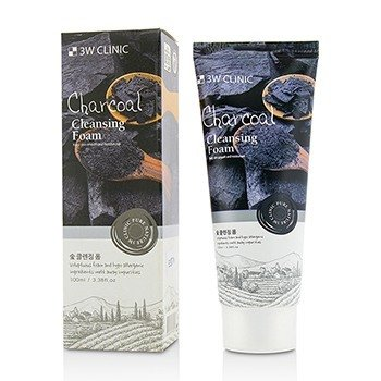 Cleansing Foam - Charcoal 100ml/3.38oz