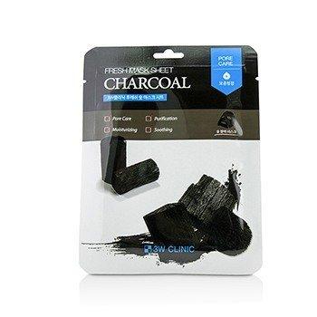 Mask Sheet - Charcoal  10pcs