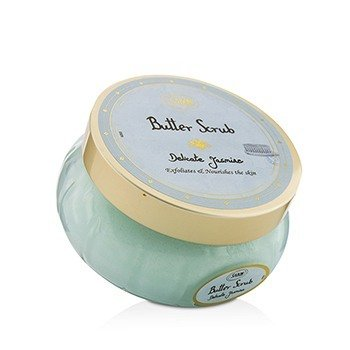 Butter Scrub - Delicate Jasmine 200ml/7oz
