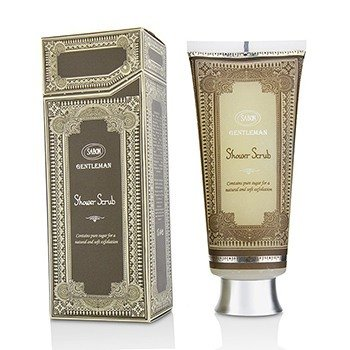 Sabon Shower Scrub - Gentleman  280g/9.8oz