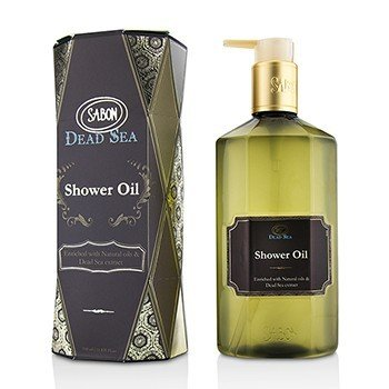 Dead Sea Shower Oil 988402 350ml/11.84oz