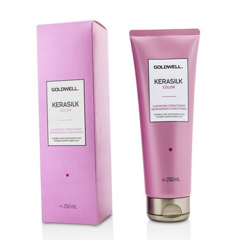 Kerasilk Color Cleansing Conditioner (For Brilliant Color Protection)  250ml/8.4oz