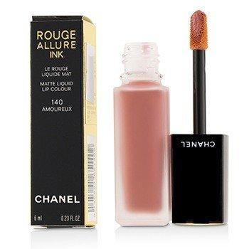 - Matte Allure 140 Chanel Lip Ink 0 2oz Rouge Colour 6ml Amoureux Liquid