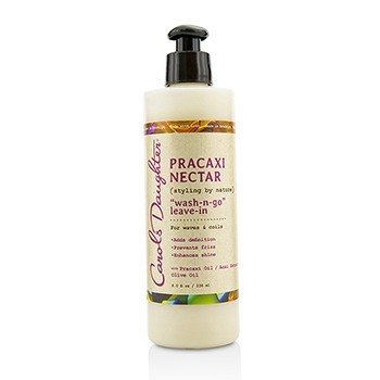 Pracaxi Nectar 'Wash-n-Go' Leave-In (For Waves & Coils)  236ml/8oz