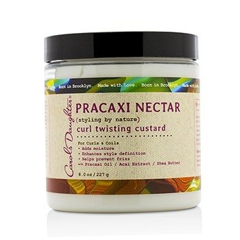 Pracaxi Nectar Curl Twisting Custard (For Curls & Coils)  227g/8oz