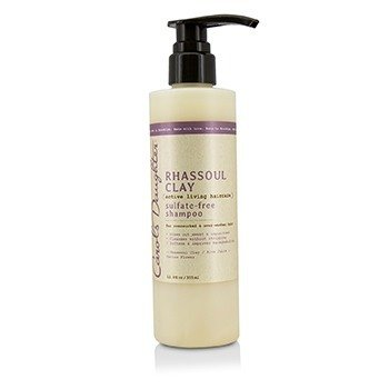 Rhassoul Clay Active Living Haircare Sulfate-Free Shampoo (For Overworked & Over-washed Hair)  355ml/12oz