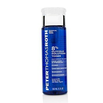 Glycolic Solutions 8% Toner  150ml/5oz