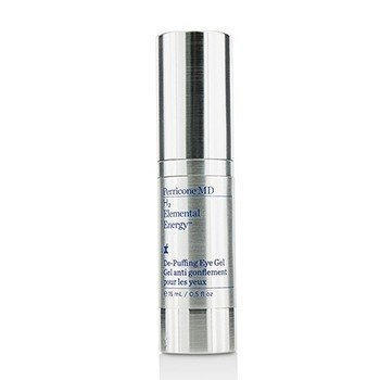 H2 Elemental Energy De-Puffing Eye Gel  15ml/0.5oz