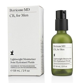 CBx For Men Lightweight Moisturizer  59ml/2oz