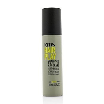 Hair Play Molding Paste (Pliable Texture And Definition)  100ml/3.4oz