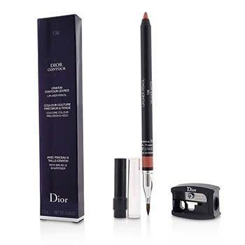 Christian Dior Dior Contour Lipliner - # 136 Delicate Matte  1.2g/0.04oz