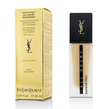 Yves Saint Laurent  All Hours Base SPF 20 - # BR50 Cool Honey  25ml/0.84oz