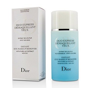 Duo Express Instant Eye Makeup Remover (Without Cellophane)  125ml/4.2oz