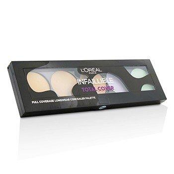 Infaillible Total Cover Concealer Palette  10g/0.33oz
