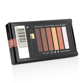 Color Riche Lip Palette Matte  6g/0.2oz