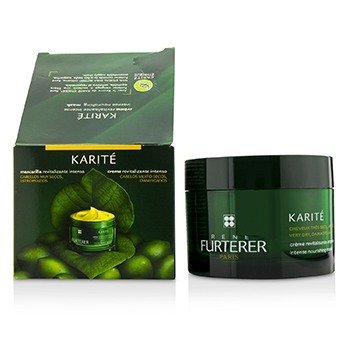 Rene Furterer Karite Intense Nourishing Mask - For Very Dry, Damaged Hair (Box Slighted Damaged)  200ml/6.9oz