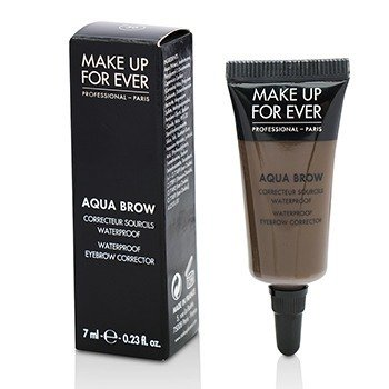 Make Up For Ever Aqua Brow Waterproof Eyebrow Corrector - # 30 (Dark Brown)  7ml/0.23oz