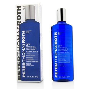 Glycolic Solutions 3% Cleanser  250ml/8.5oz