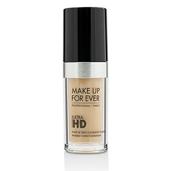 Ultra HD Invisible Cover Foundation  30ml/1.01oz