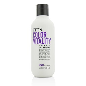 Color Vitality Shampoo (Color Protection and Restored Radiance)  300ml/10.1oz