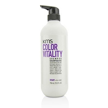 Color Vitality Shampoo (Color Protection and Restored Radiance)  750ml/25.3oz