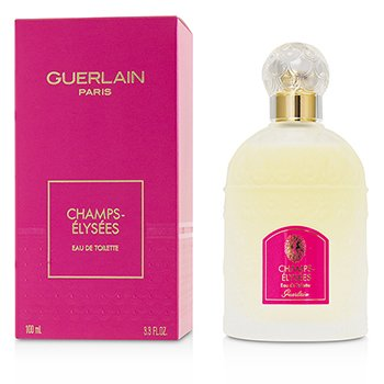Champs-Elysees Eau De Toilette Spray  100ml/3.3oz