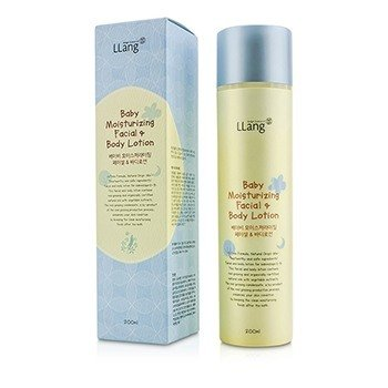 LLang Baby Moisturizing Facial & Body Lotion (Exp. Date: 02/2018)  200ml/6.7oz