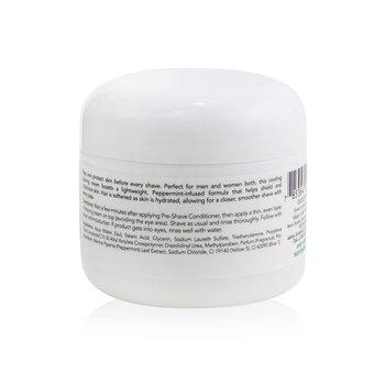 Peppermint Shaving Cream  59ml/2oz
