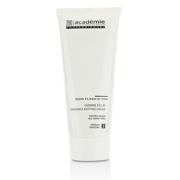 Radiance Buffing Cream (For All Skin Types)  200ml/6.7oz