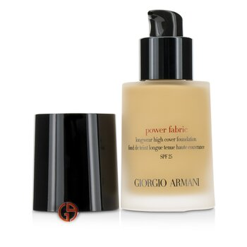 Power Fabric Longwear High Cover Foundation SPF 25  30ml/1oz