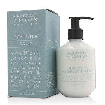 Crabtree & Evelyn Goatmilk Comforting Body Milk  250ml/8.5oz