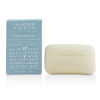 Goatmilk Comforting Triple Milled Soap  100g/3.5oz