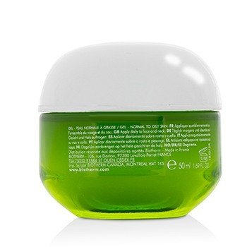 Skin Oxygen Cooling Gel - For Normal/Oily Skin  50ml/1.69oz