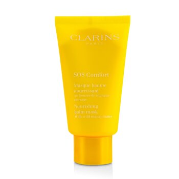 SOS Comfort Nourishing Balm Mask with Wild Mango Butter - For Dry Skin  75ml/2.3oz