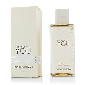 Emporio Armani Because It's You Sensual Shower Gel  200ml/6.7oz