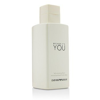Emporio Armani Because It's You Sensual Perfumed Body Lotion  200ml/6.7oz