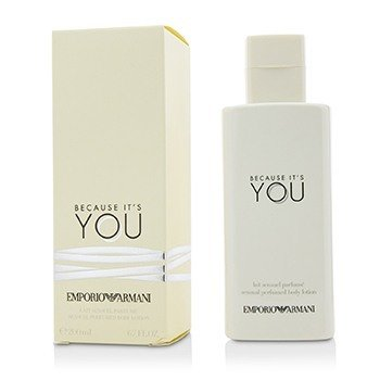 ג'ורג'יו ארמני Emporio Armani Because It's You Sensual Perfumed Body Lotion  200ml/6.7oz