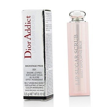 Christian Dior Dior Addict Lip Sugar Scrub - # 001  3.5g/0.12oz