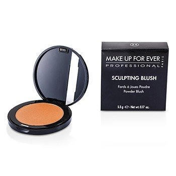 Make Up For Ever Sculpting Blush Powder Blush - #24 (Matte Fawn)  5.5g/0.17oz