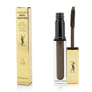 Yves Saint Laurent Mascara Vinyl Couture - # 4 I'm The Illusion  6.7ml/0.21oz