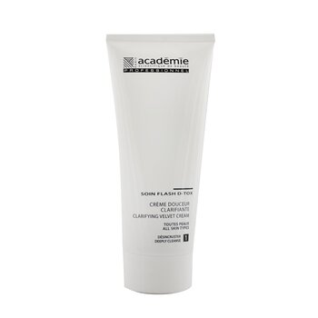 Clarifying Velvet Cream (Salongstørrelse) - For alle hudtyper  200ml/6.7oz