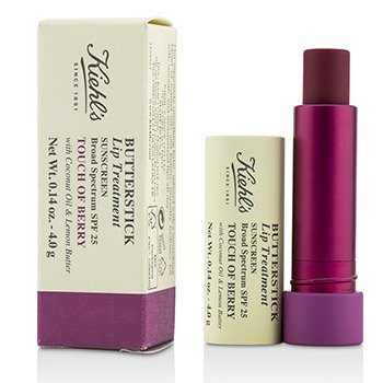 キールズ Butterstick Lip Treatment SPF25 - Touch Of Berry  4g/0.14oz