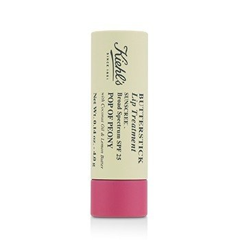 Butterstick Lip Treatment SPF25 - Pop Of Peony  4g/0.14oz