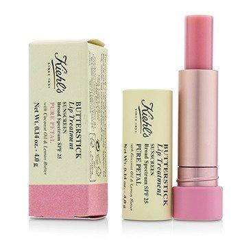 キールズ Butterstick Lip Treatment SPF25 - Pure Petal  4g/0.14oz