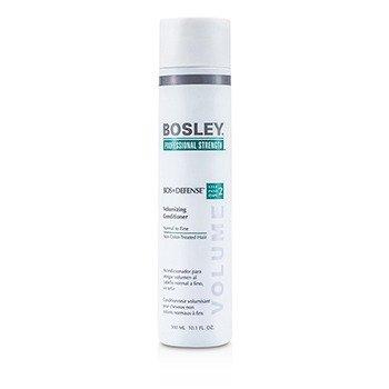 Bosley کاندیشنر حجم دهنده Professional Strength Bos Defense (برای موهای رنگ نشده معمولی تا کم پشت)  300ml/10.1oz