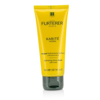 Karite Hydra Hydrating Shine Mask (Dry Hair)  100ml/3.4oz