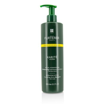 Karite Hydra Hydrating Ritual Hydrating Shine Shampoo - Dry Hair (Salon Product)  600ml/20.2oz