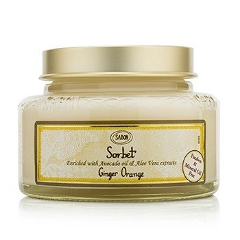 Sorbet Body Gel - Ginger Orange  200ml/7oz