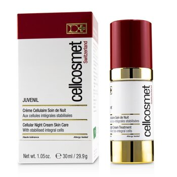Cellcosmet Juvenil Cellular Night Cream Treatment  30ml/1.05oz