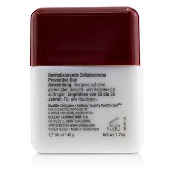 Cellcosmet Preventive Cellular Day Cream  50ml/1.7oz